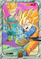 DRAGON BALL Z JUMBO CARDDASS 8 Son Goten