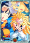DRAGON BALL Z JUMBO CARDDASS 27 Gotenks Son Goten & Trunks