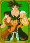 DRAGON BALL Z JUMBO CARDDASS 37 10 nen gou no Son Goku tachi AFTER TEN YEARS