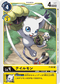 DIGIMON CARD GAME P-006 Tairumon, Gatomon