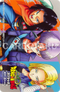 DRAGON BALL SCRATCH TENKAICHI UNDAMESHI Android 17 Trunks Android 18 February 2019  Android 17, Trunks, Android 18  Promotion from February 27 to March 31 2019