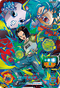 SUPER DRAGON BALL HEROES SH5-CP5 Android 17