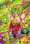 SUPER DRAGON BALL HEROES UM5-MCP13 Broly