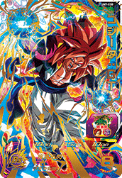 SUPER DRAGON BALL HEROES UM7-030 Gogeta : GT