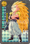 DRAGON BALL Z Visual Adventure 213 Gotenks SSJ3  BANDAI 1995