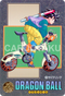 DRAGON BALL Z Visual Adventure 220 Son Goku BANDAI 1995