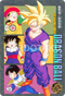 DRAGON BALL Z Visual Adventure 221 Son Gohan BANDAI 1995