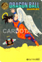 DRAGON BALL Z Visual Adventure 223 Son Goku and Kaio sama BANDAI 1995