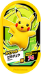 Pokémon MEZASTAR P Pikachu  Promotional tag from promotional set distributed in the partner game center on September 19 2020  Pikachu