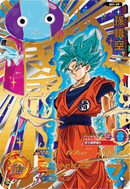 SUPER DRAGON BALL HEROES SH1-29 Son Goku