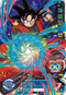 SUPER DRAGON BALL HEROES SH1-CP6 Son Goku : Xeno