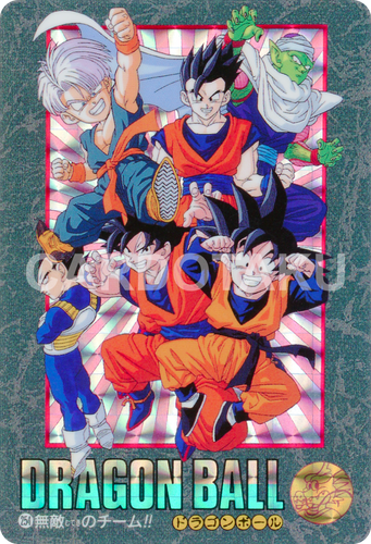 DRAGON BALL Z Visual Adventure 254