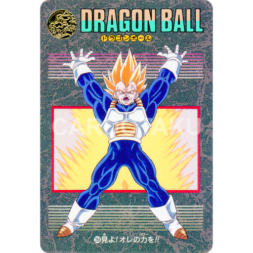 DRAGON BALL Z Visual Adventure 268 Vegeta