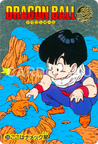 DRAGON BALL Z Visual Adventure 38 Son Gohan