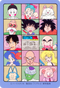 DRAGON BALL Visual Adventure 53 Son Goku, Bulma, Yamcha, Oolong, Puar