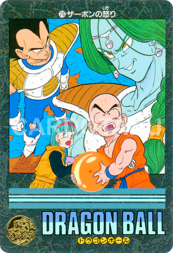 DRAGON BALL Z Visual Adventure 78