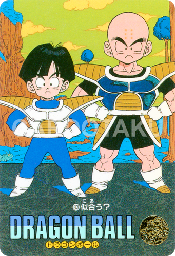 DRAGON BALL Z Visual Adventure 83
