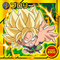 DRAGON BALL Seal Wafers W11-03 SR Broly