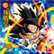DRAGON BALL Seal Wafers W7-06 GR Son Goku