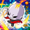 DRAGON BALL Seal Wafers W7-07 GR Jiren