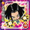 DRAGON BALL Seal Wafers W7-13 N Android 17