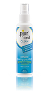Intimate Hygiene & Care: pjur Med CLEAN Personal Cleaning Spray Lotion - Your Choice for Intimate Health & Wellbeing