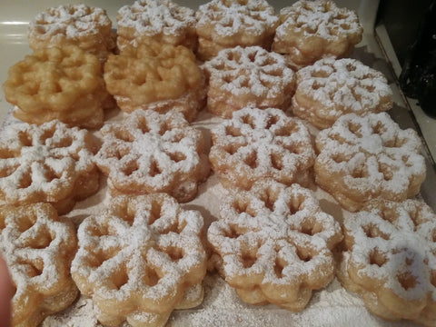 rosette cookie recipe