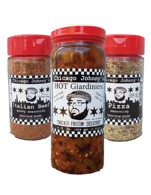 Chicago's Best Giardiniera Spices