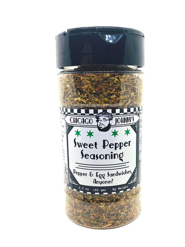 Sweet Pepper Seasoning Chicago Style