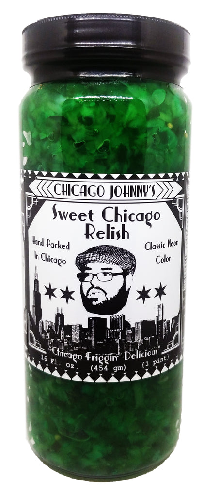 chicago style sweet relish