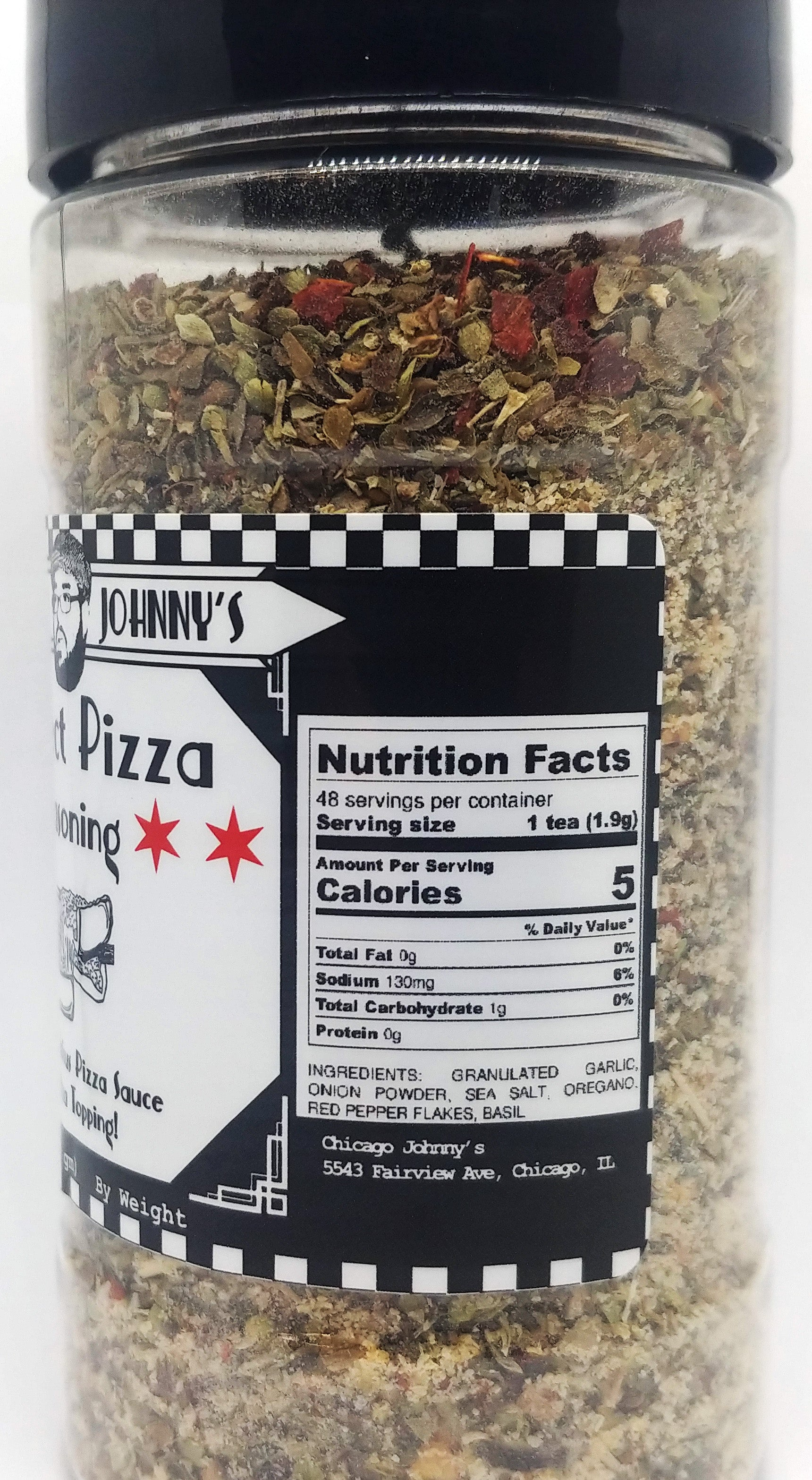 chicago style pizza spice