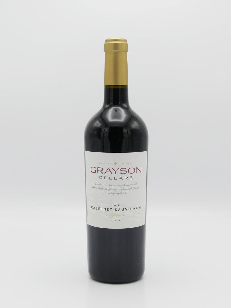 Grayson Cellars Cabernet Sauvignon (Lot 10)