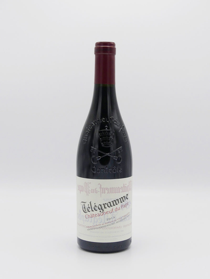 Chateauneuf Du Pape Telegramme