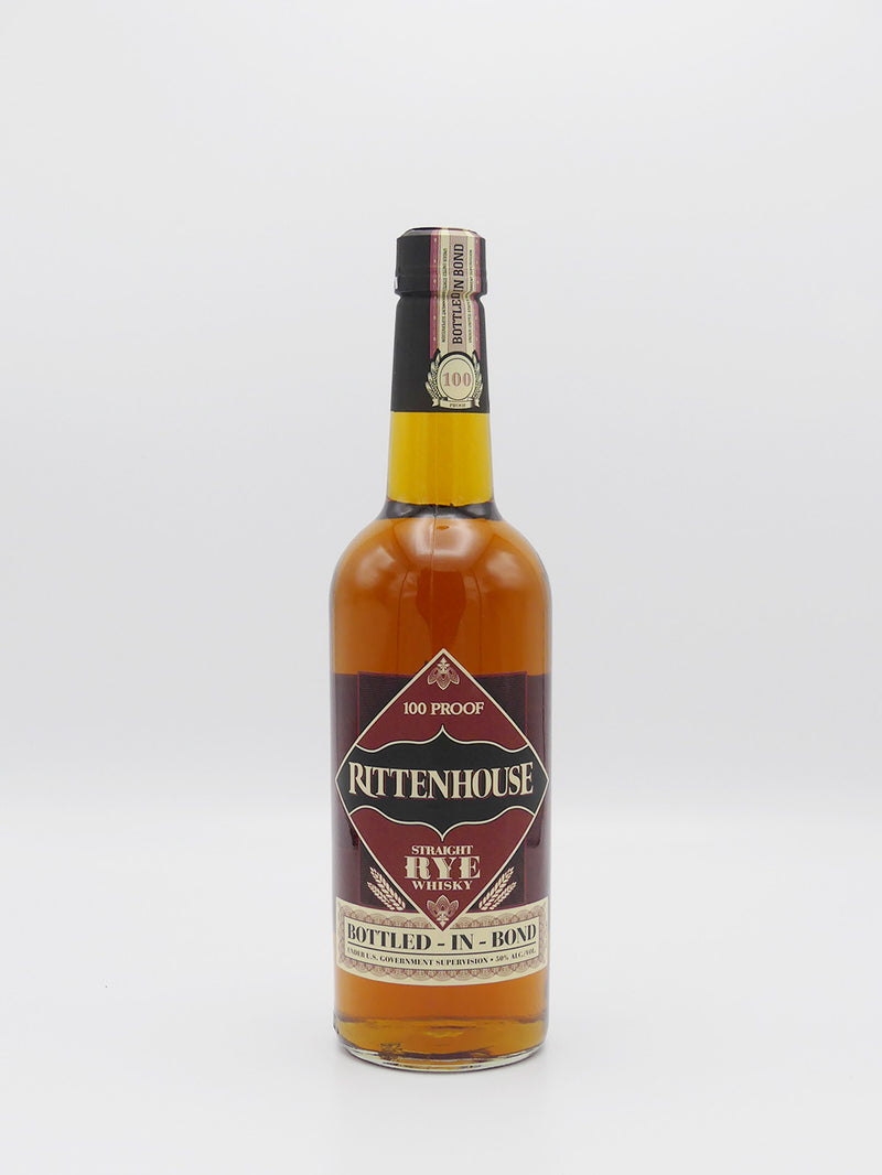 Rittenhouse Bottle In Bond