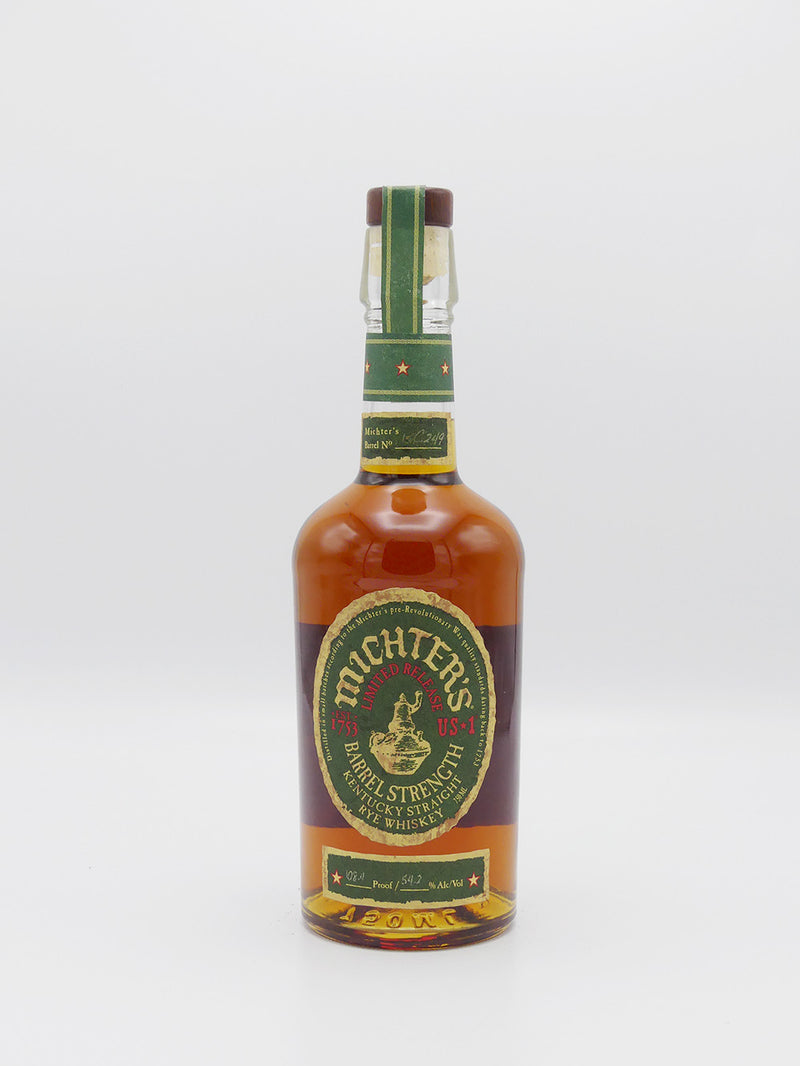 Michter's Limited Release Barrel Stregth