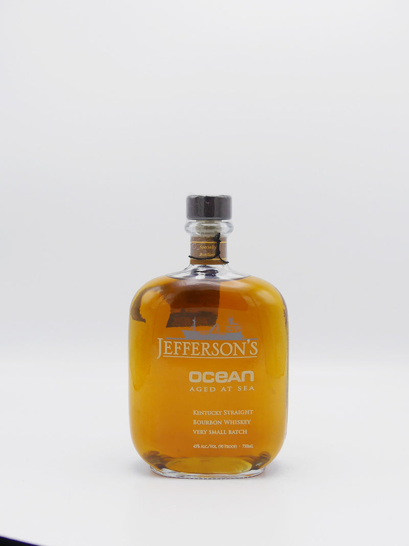 Jefferson's Ocean Specialty Bottling