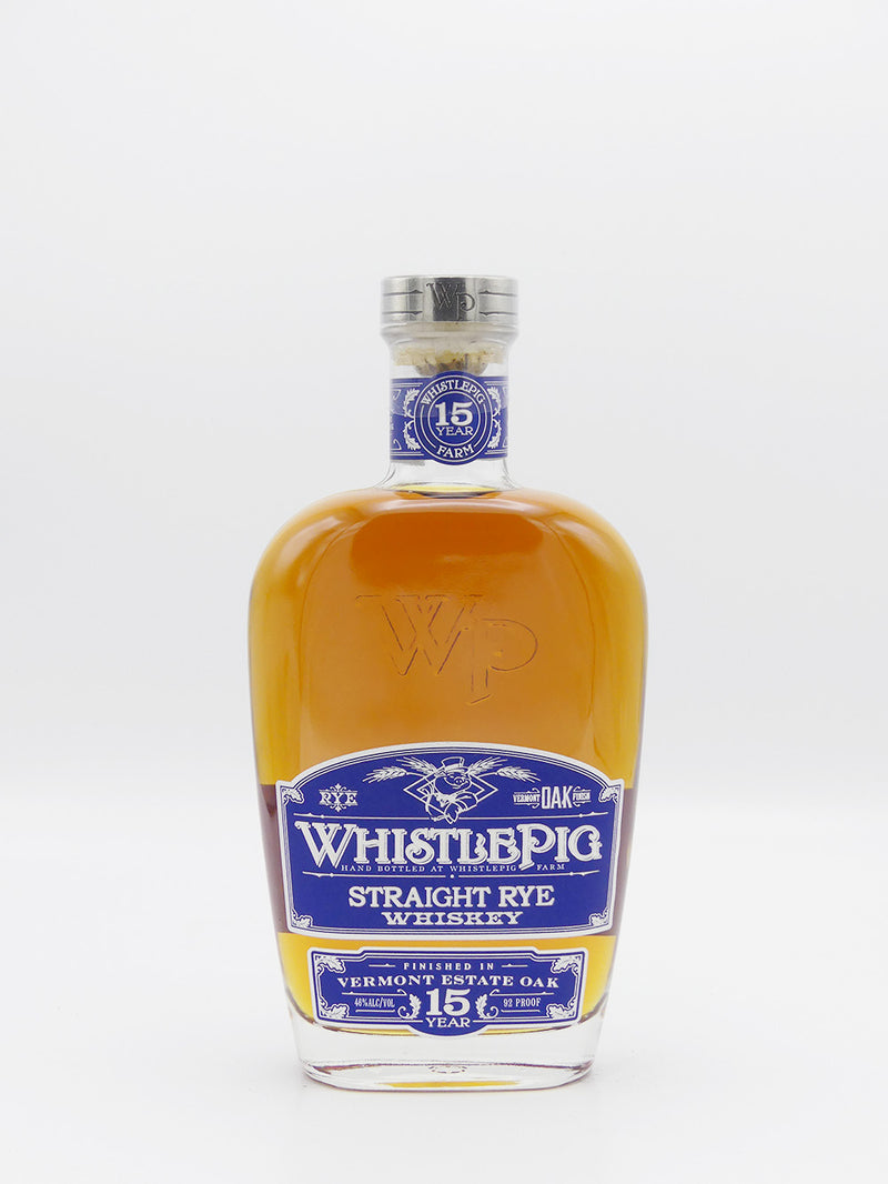 Whistlepig Straigth Rye 15 Years