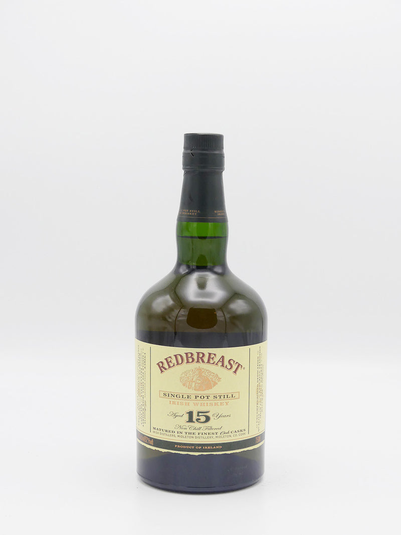 Redbreast 15 Years Single Pot Still