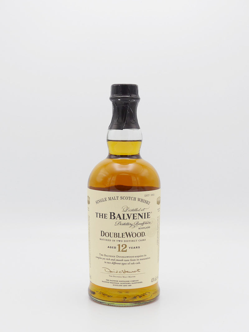 The Balvenie 12 Years