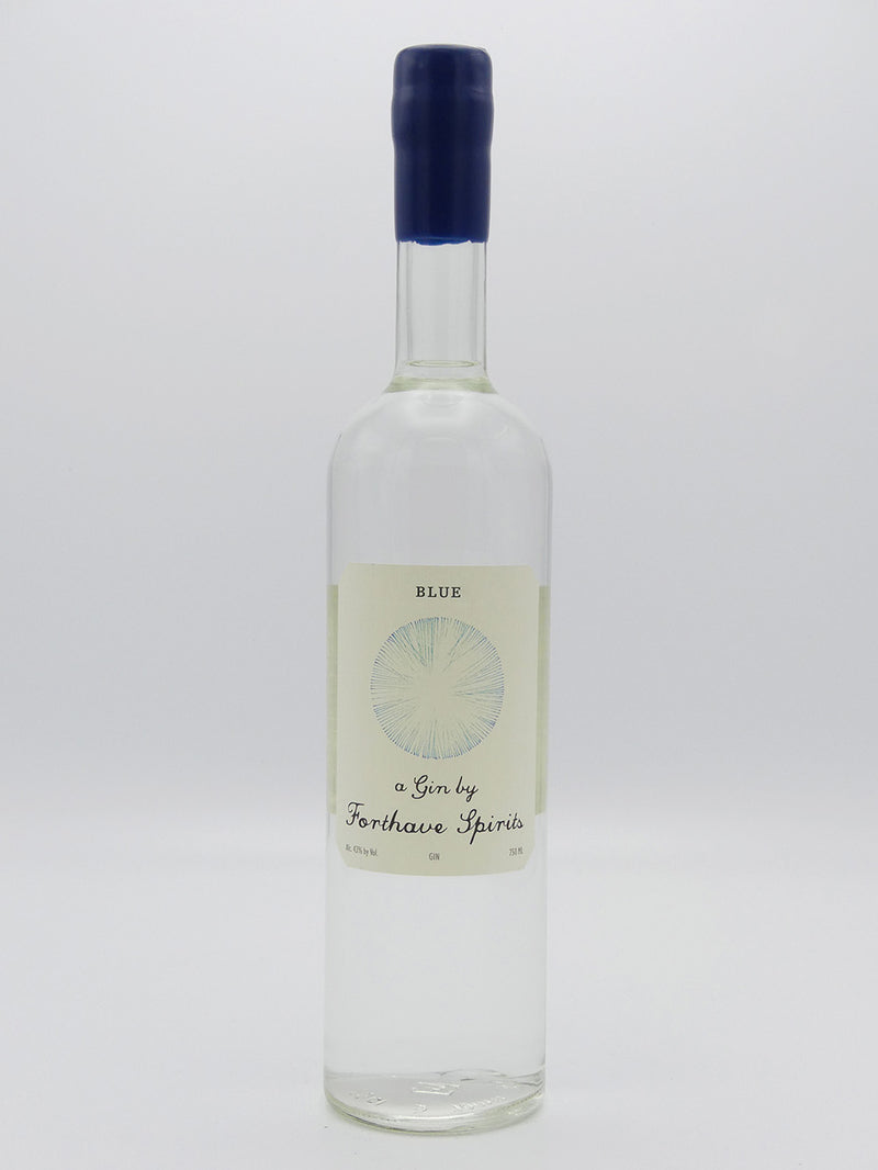 Blue Gin by Forthave Spirits