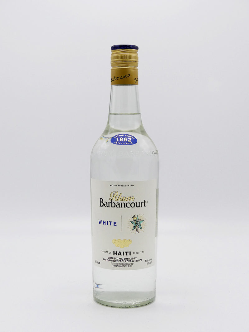 Barbancourt White