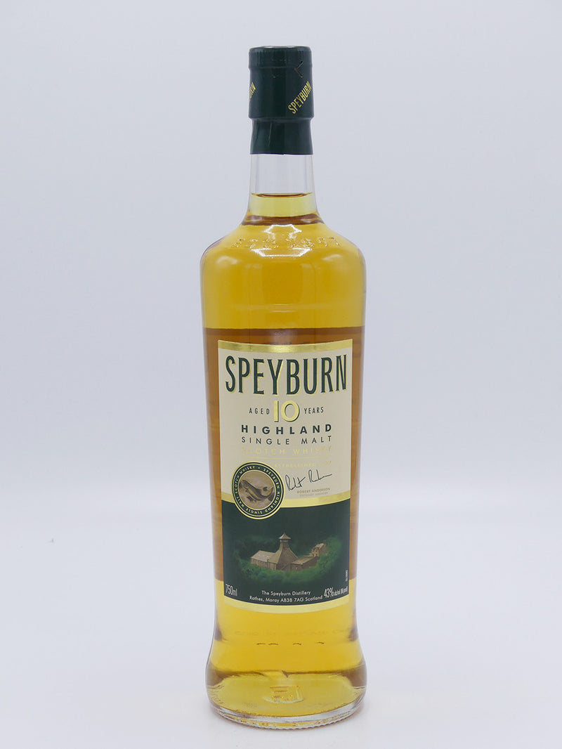 Speyburn Highland 10 Years