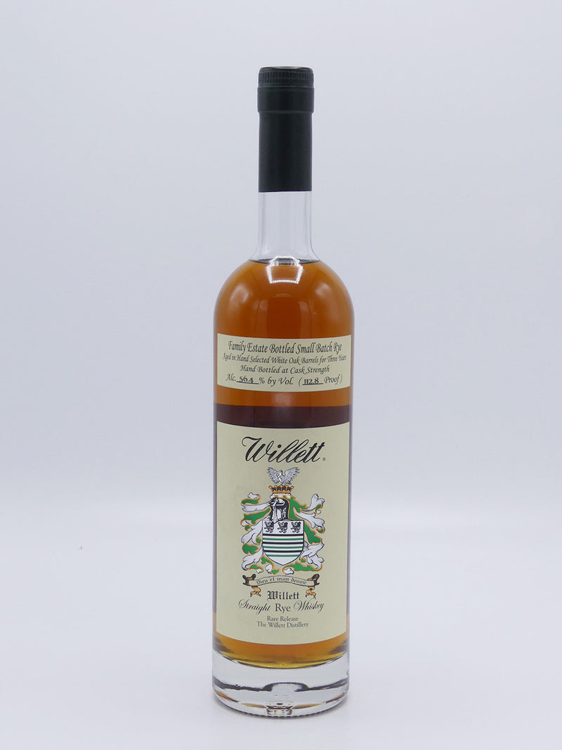 Willet Streigth Small Batch Rye