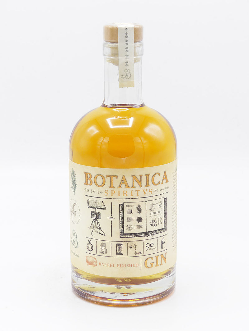 Botanica Gin Barrel Finished