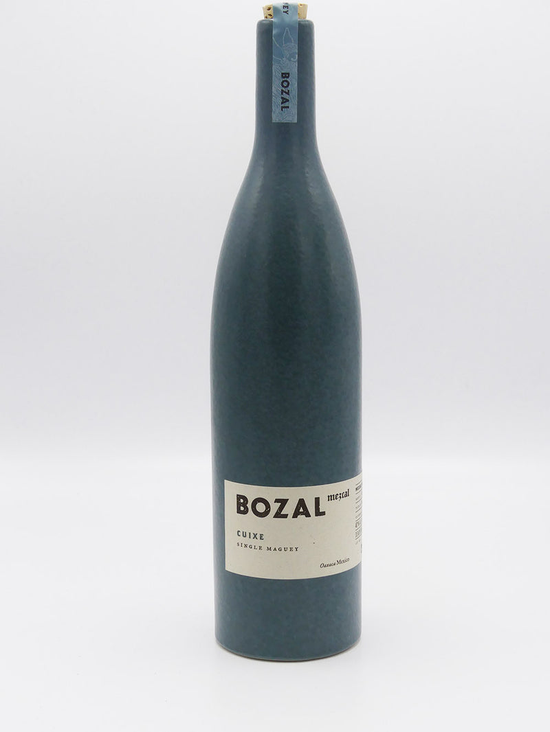 Bozal Cuixe Mezcal ( green bottle )