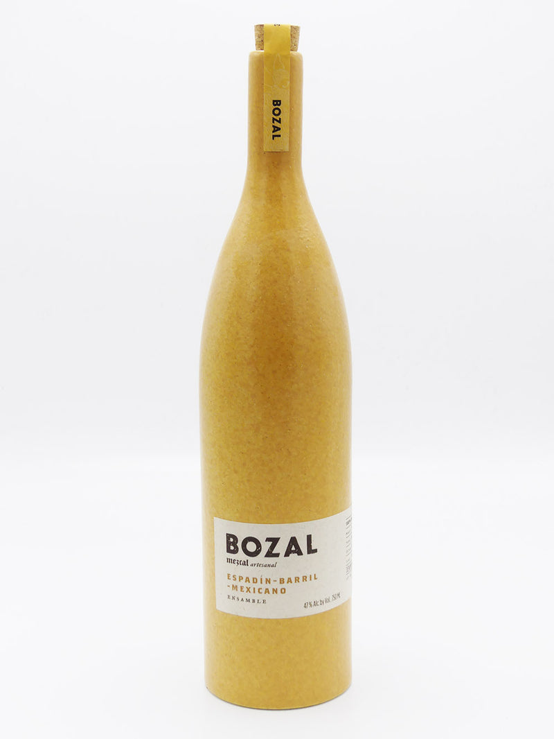 Bozal Ensamble Mezcal ( brown bottle )