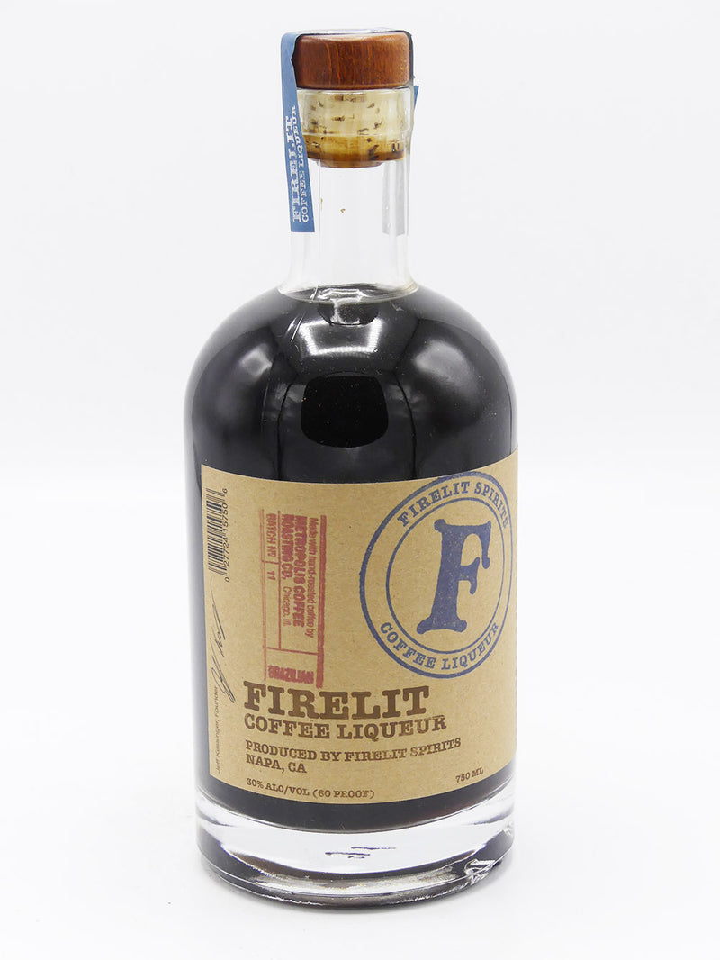 Firelit Coffee Liquor