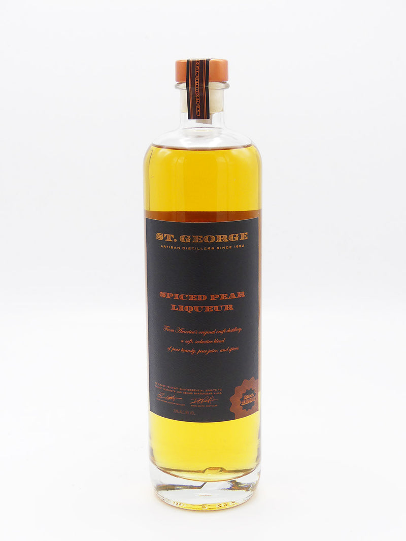 St. George Spice Pear Liquor