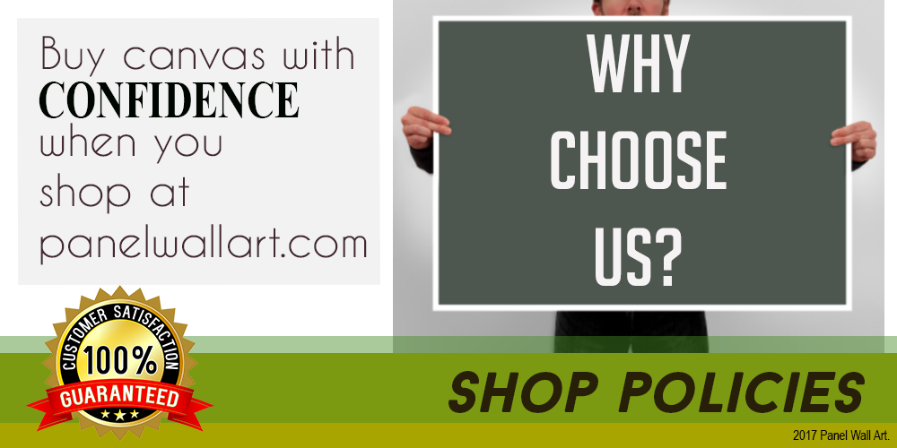 buy with confidence at panel wall art