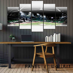5 panel Hannover 1896 canvas wall art exclusive sale